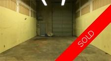 Richmond Warehouse for Lease for sale:  Studio 1,400 sq.ft. (Listed 2018-09-13)